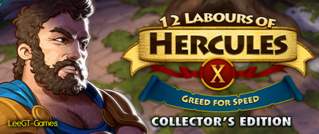 12 Labours of Hercules X: Greed for Speed CE [v.Final]