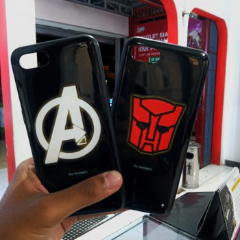 SOFTCASE 3D MARVEL