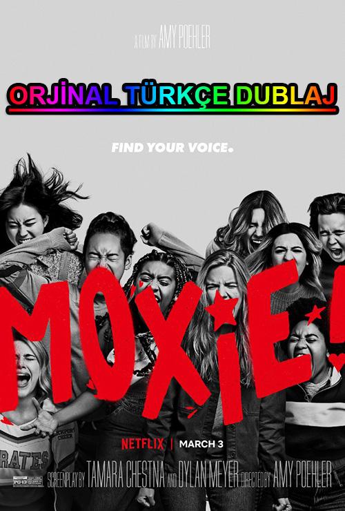 Moxie | 2021 | WEB-DL | XviD | Türkçe Dublaj | m720p - m1080p | WEB-DL | Dual | TR-EN | Tek Link