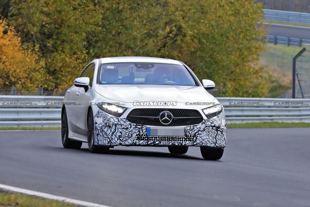 2018 - [Mercedes] CLS III  - Page 7 9-A93410-E-FEB4-4-A7-F-9-A52-EDB76-B3-BE1-A2