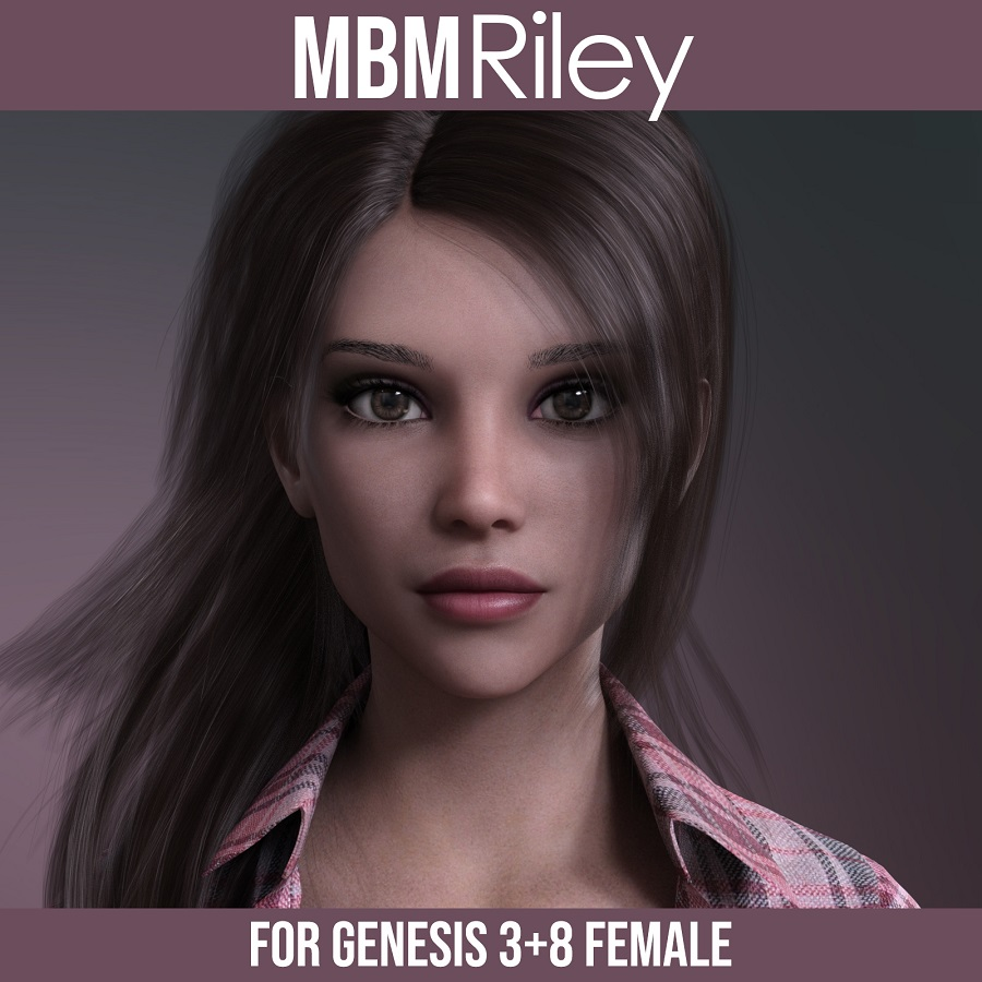 MbM Riley for Genesis 3 & 8 Female