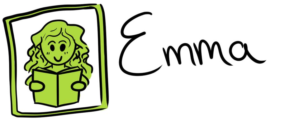 Emma World Book Day 2021