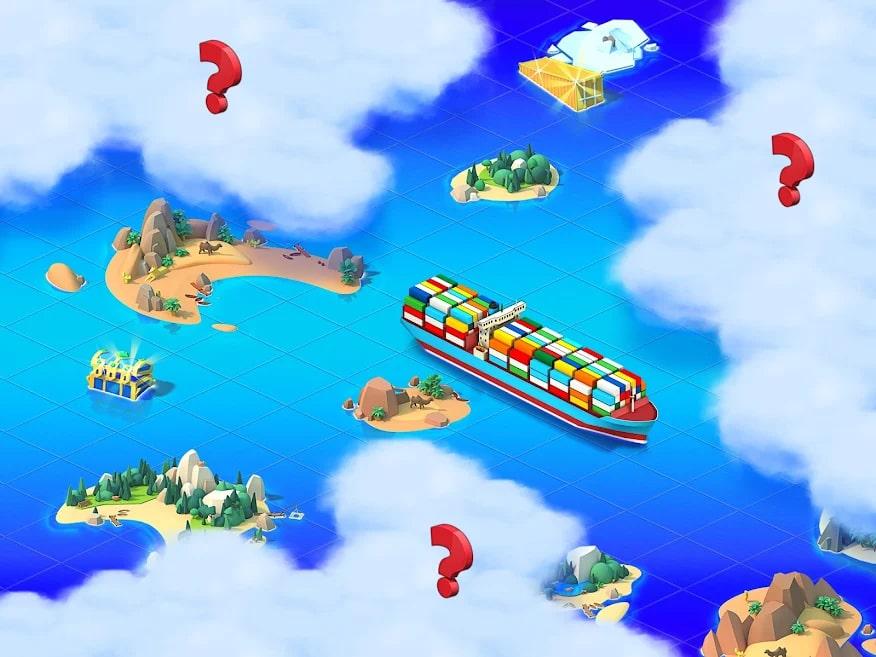 Sea Port: Ship Games 4