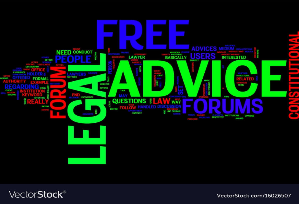 Brief Report Shows You The Ins and Outs of Legal Advice Online And Today What You Must Do