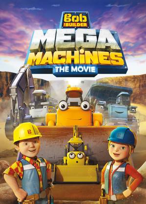 Bob Budowniczy: Mega pojazdy / Bob the Builder: Mega Machines (2017) PLDUB.1080p.WEB-DL.x264-FOX / Dubbing PL
