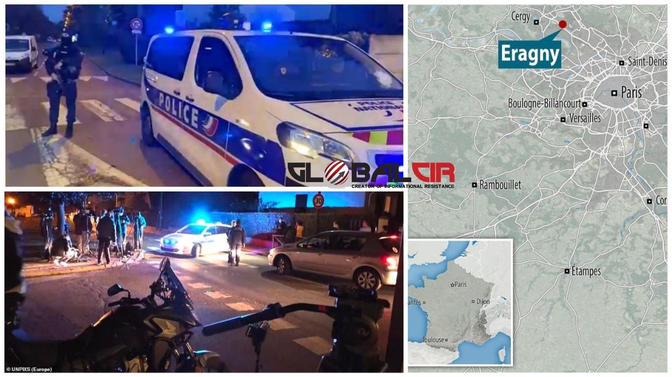 (VIDEO) TERORISTIČKI HOROR U PARIZU! Profesoru odrubio glavu glavu u blizini škole?!