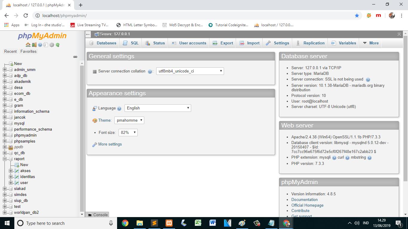 Cara membuat file koneksi - php my admin