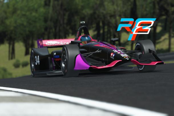 Прямая трансляция первого этапа VRC Indycar 2020