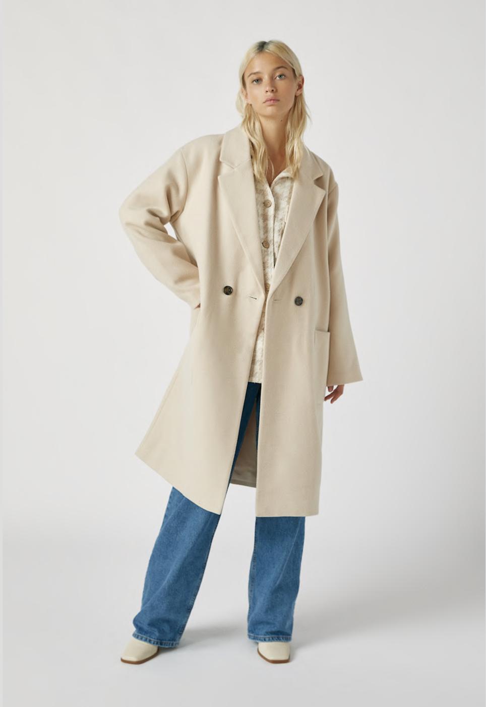 cappotti low cost autunno inverno 2020-21 pull&bear