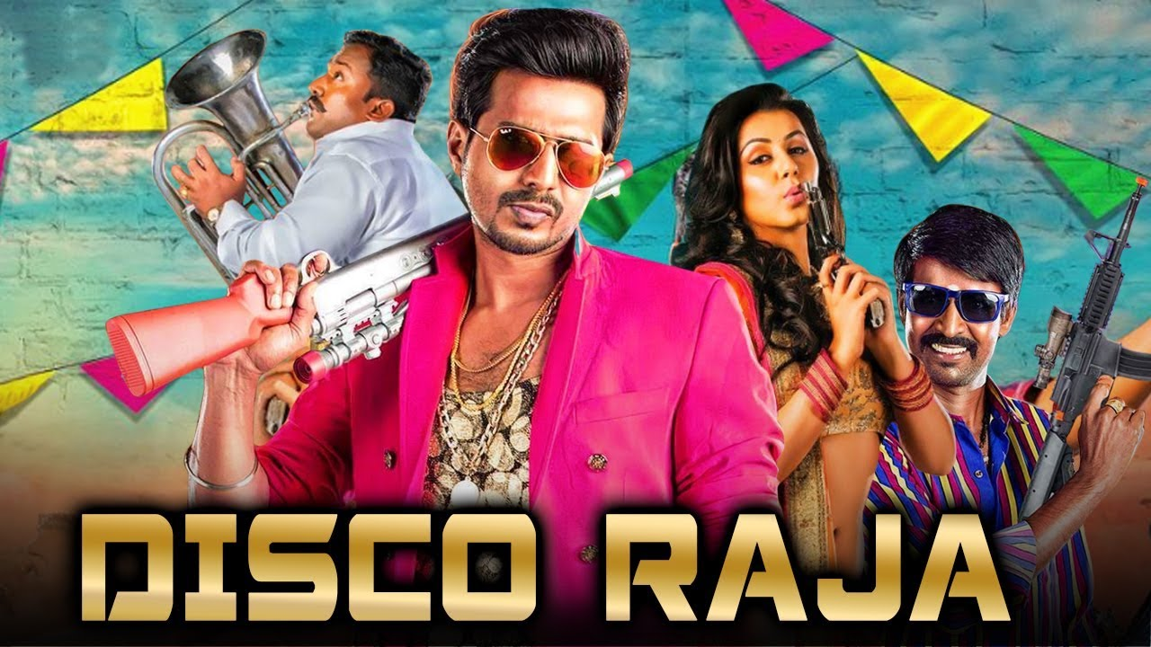 Disco Raja 2019 Hindi Dubbed Movie Web-dl x264 ac3