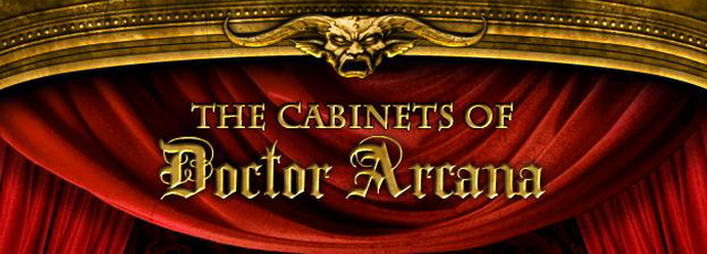 The Cabinets of Doctor Arcana [v.Final]
