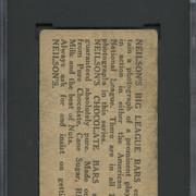 1922 V61 Type 2 Nielsons Chocolate Zachary B