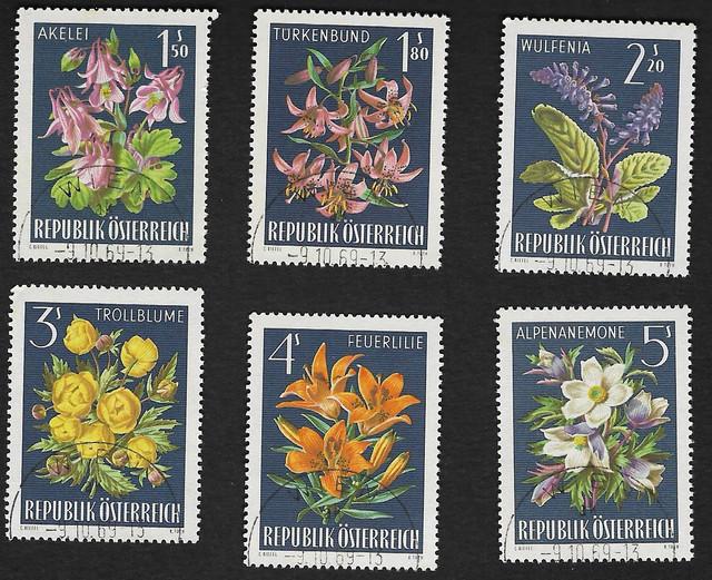 Austria flowers
