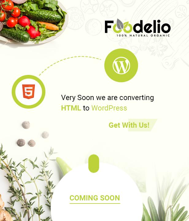 Foodelio-Upcomming