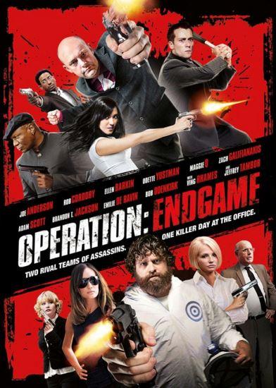 Operacja: Końcówka / Operation: Endgame (2010) PL.BRRip.XviD-GR4PE   Lektor PL