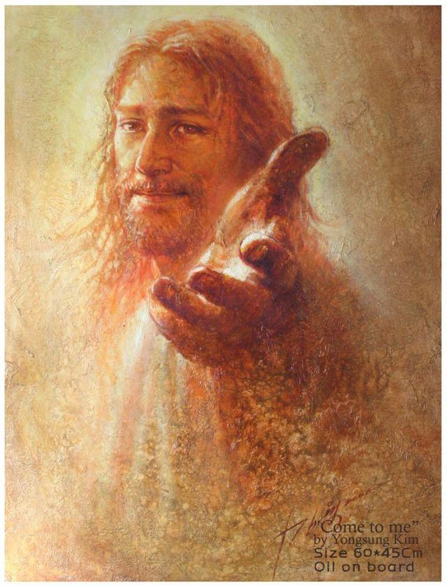 БРЭДЛИ ЛЮБЯЩИЙ - ЛЮБОВЬ НАЧИНАЕТСЯ С ПРАВДЫ (9 ЧАСТЕЙ) Jesus-2