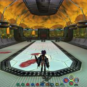 VR Spaceship Original