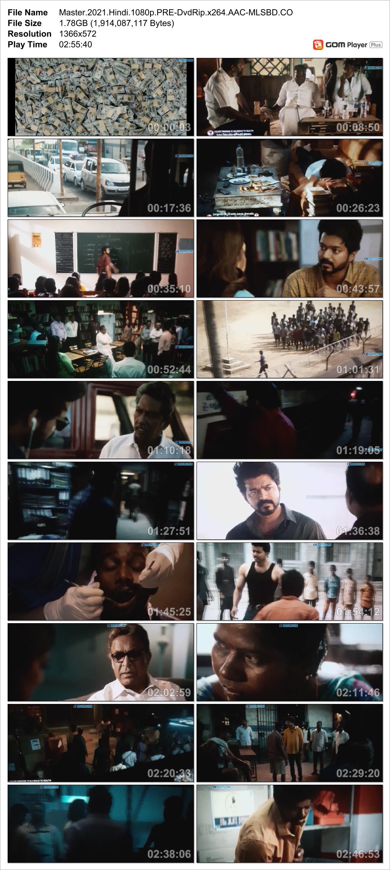 Master Movie Screenshot