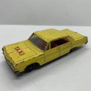 Chevrolet impala no 20 lesney