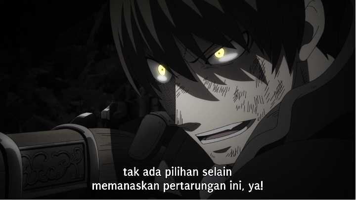 Enen no Shouboutai Episode 20 Subtitle Indonesia