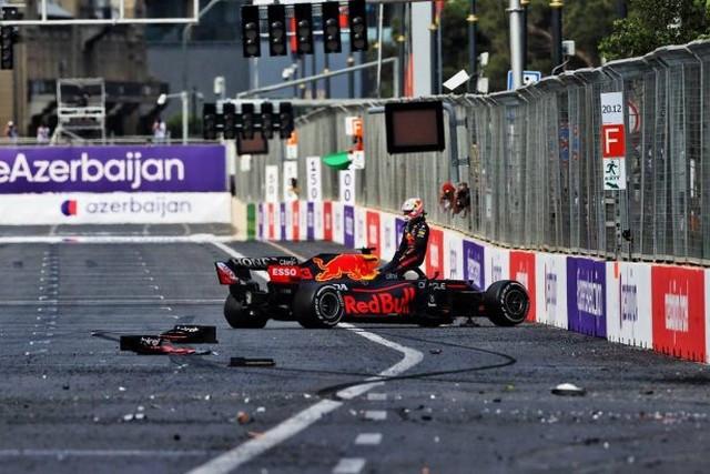 F1 GP d'Azerbaijan 2021 : Victoire Sergio Pérez (Red Bull Racing) 1090630