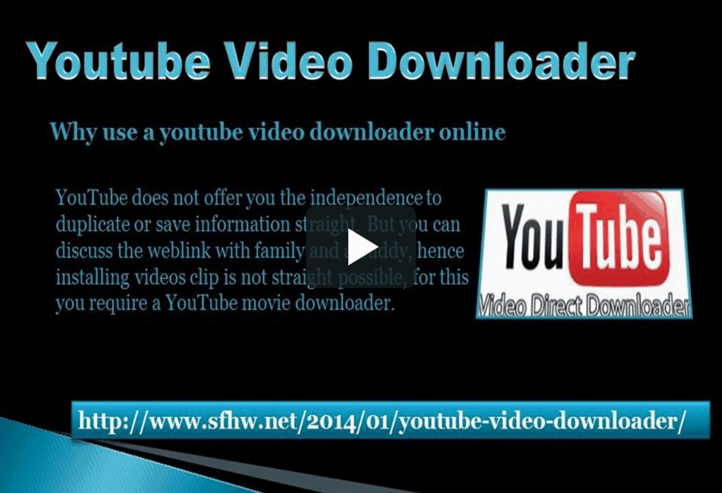 Download YouTube Movies