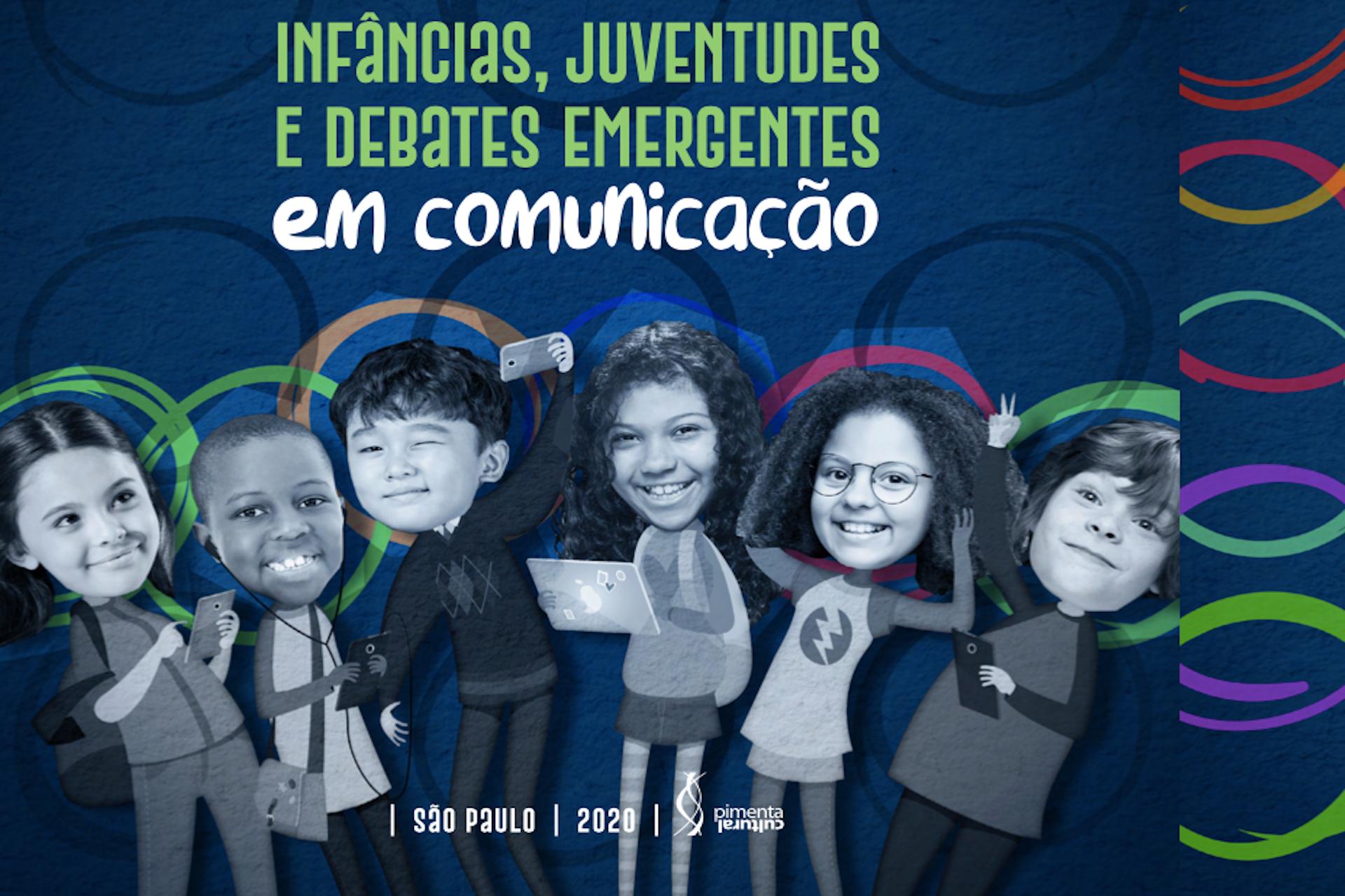 Com capítulo de professora do PPGCOM, livro discute temas emergentes sobre infância, juventudes e mídia na contemporaneidade