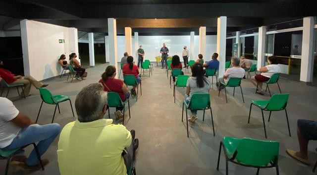 ATeG: reunião de sensibilização é promovida para produtores de Boa Esperança (MG)