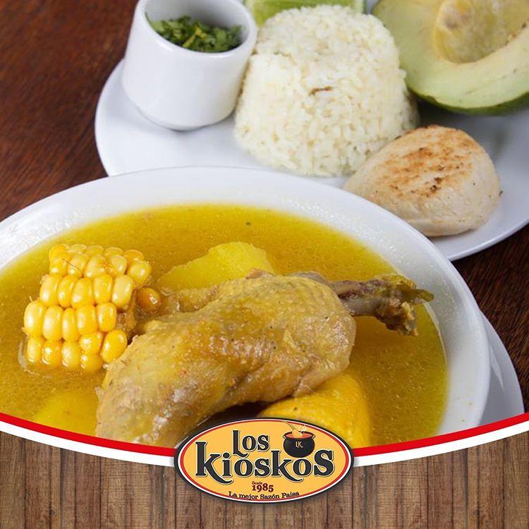 Restaurante Los Kioskos Guarne