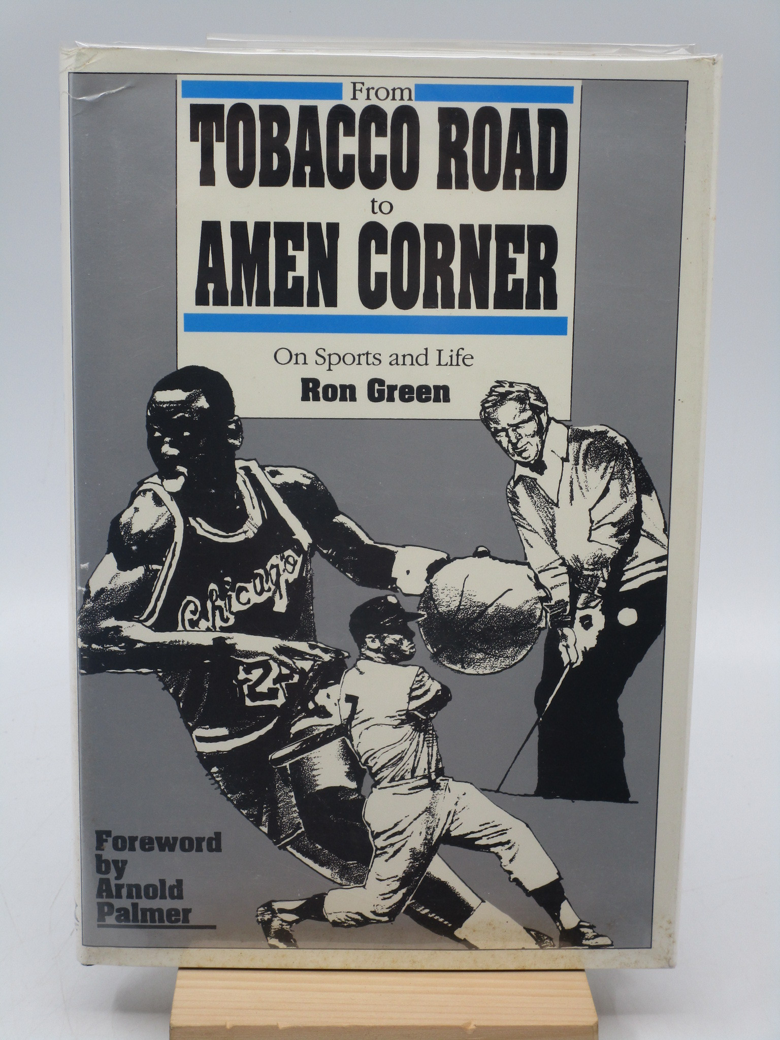 Image for From Tobacco Road to Amen Corner: On Sports and Life (First Edition)