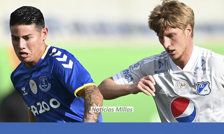 Everton Millonarios