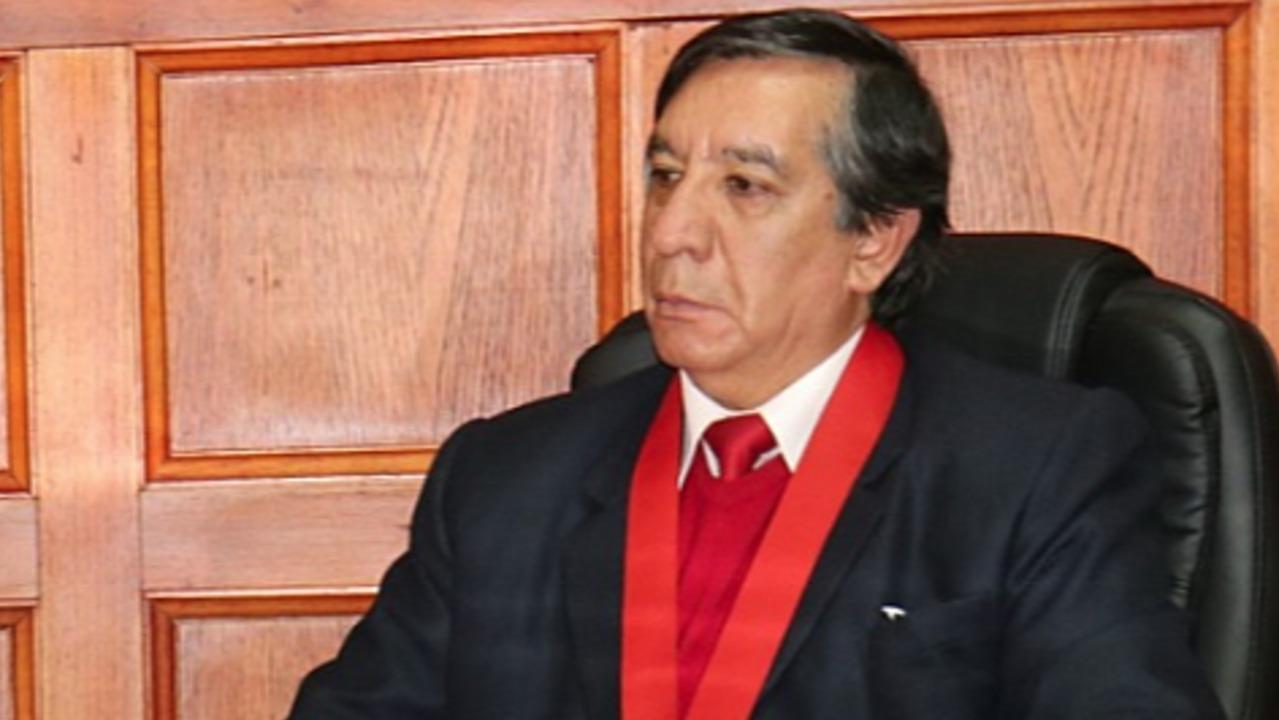 Walter Gálvez es el nuevo presidente de la Corte Superior de Justicia de Puno