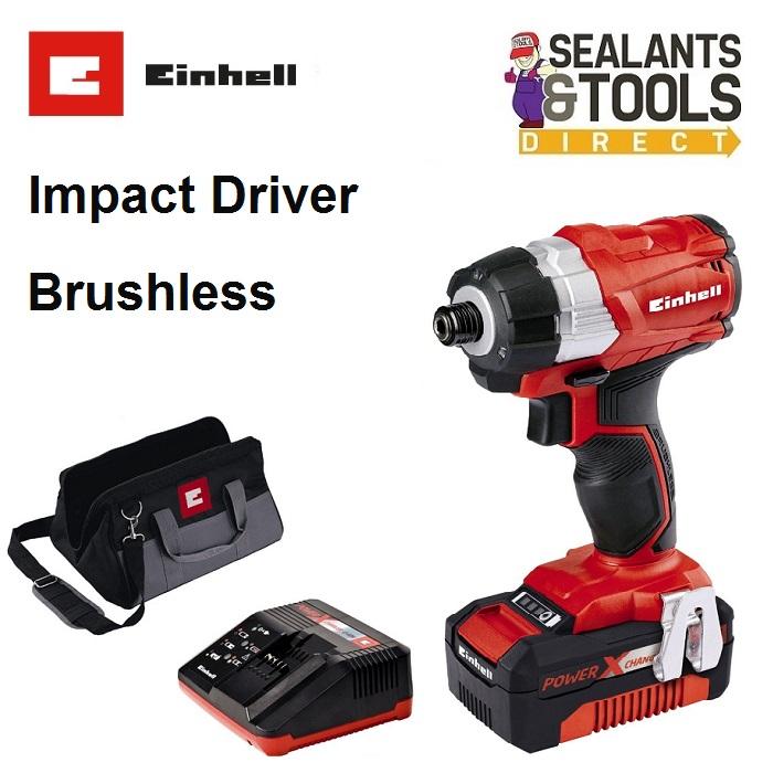 Einhell-EINTECI18-BL-TE-CI-18-LI-BL-Power-X-Brushless-Impact-Driver-18-V-4-0-Ah-4510035
