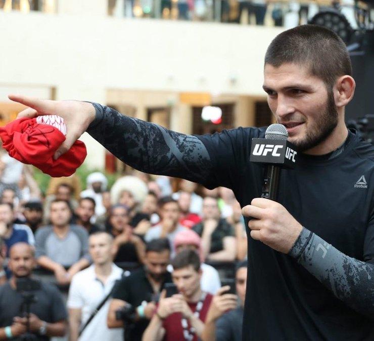 Хабиб Нурмагомедов: как из простого дагестанского мальчика вырос чемпион