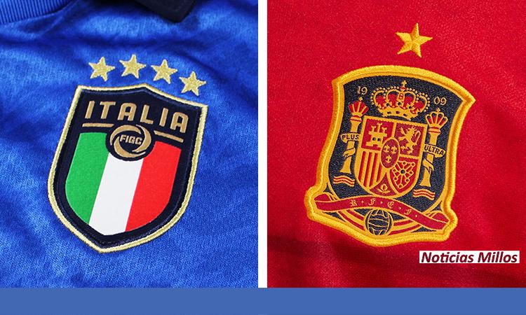 Italia españa