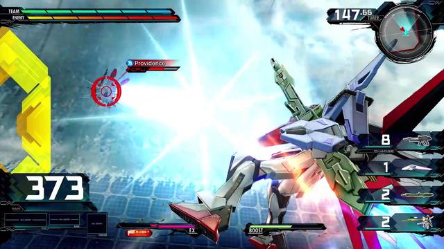 S4《機動戰士鋼彈 極限 VS. 極限爆發》線上測試版遊戲已在各個伺服器上架 Image