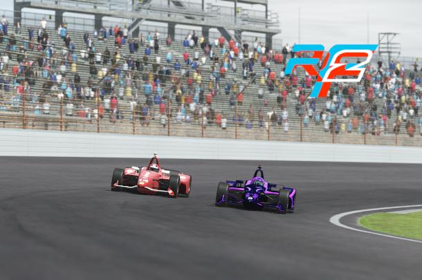 VRC Indycar 2020 - Indianapolis 500