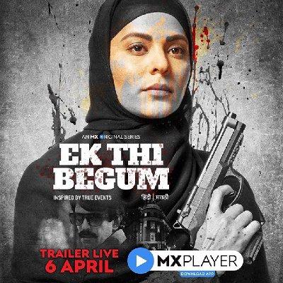 Ek Thi Begum (2020) MX Original 720p HDRip x264 2.4GB DL