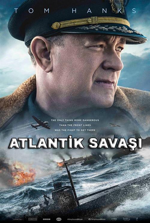Atlantik Savaşı | Greyhound | 2020 | m720p - m1080p | WEB-DL | Türkçe Altyazılı | Tek Link
