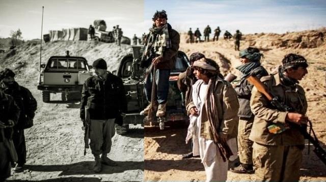Fuerzas del Talibán controlan Afganistán