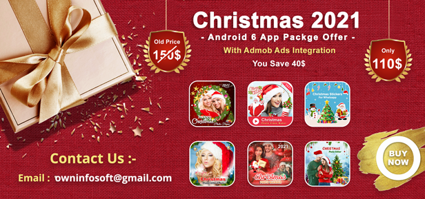 Christmas Package Offer