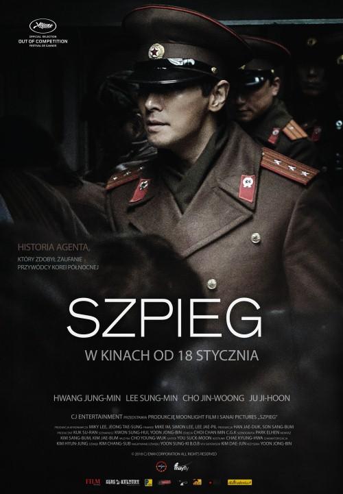Szpieg / The Spy Gone North (2018) PL.HDTV.XviD-DiDi / Lektor PL