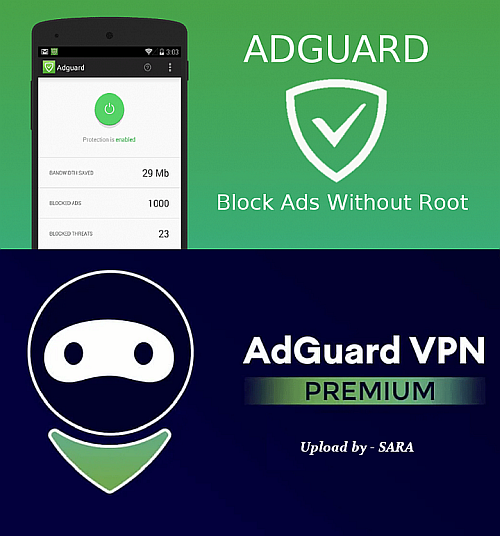 Adguard - Block Ads Without Root v4.0.62ƞ [Nightly] [Premium] [Mod]