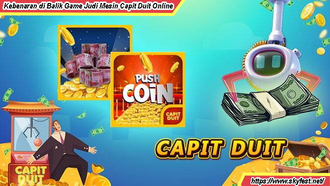 mesin capit duit online