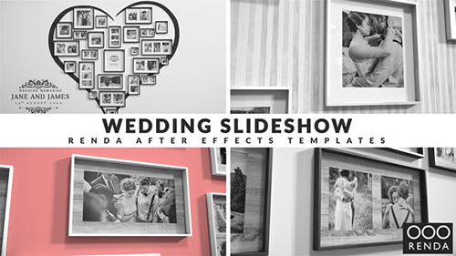 Wedding Memories Photo Gallery 28535580 - Project for After Effects (Videohive)