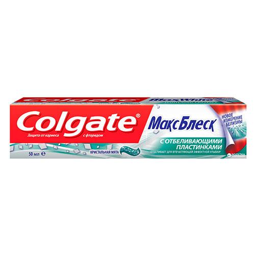 ქოლგეითი კბილის პასტა 50 მლ კრისტალური გათეთრება