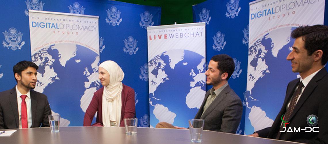 Учащиеся-мусульмане в Америке