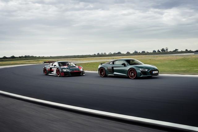Audi R8 green hell : un hommage au palmarès de l'Audi R8 LMS A205756-medium
