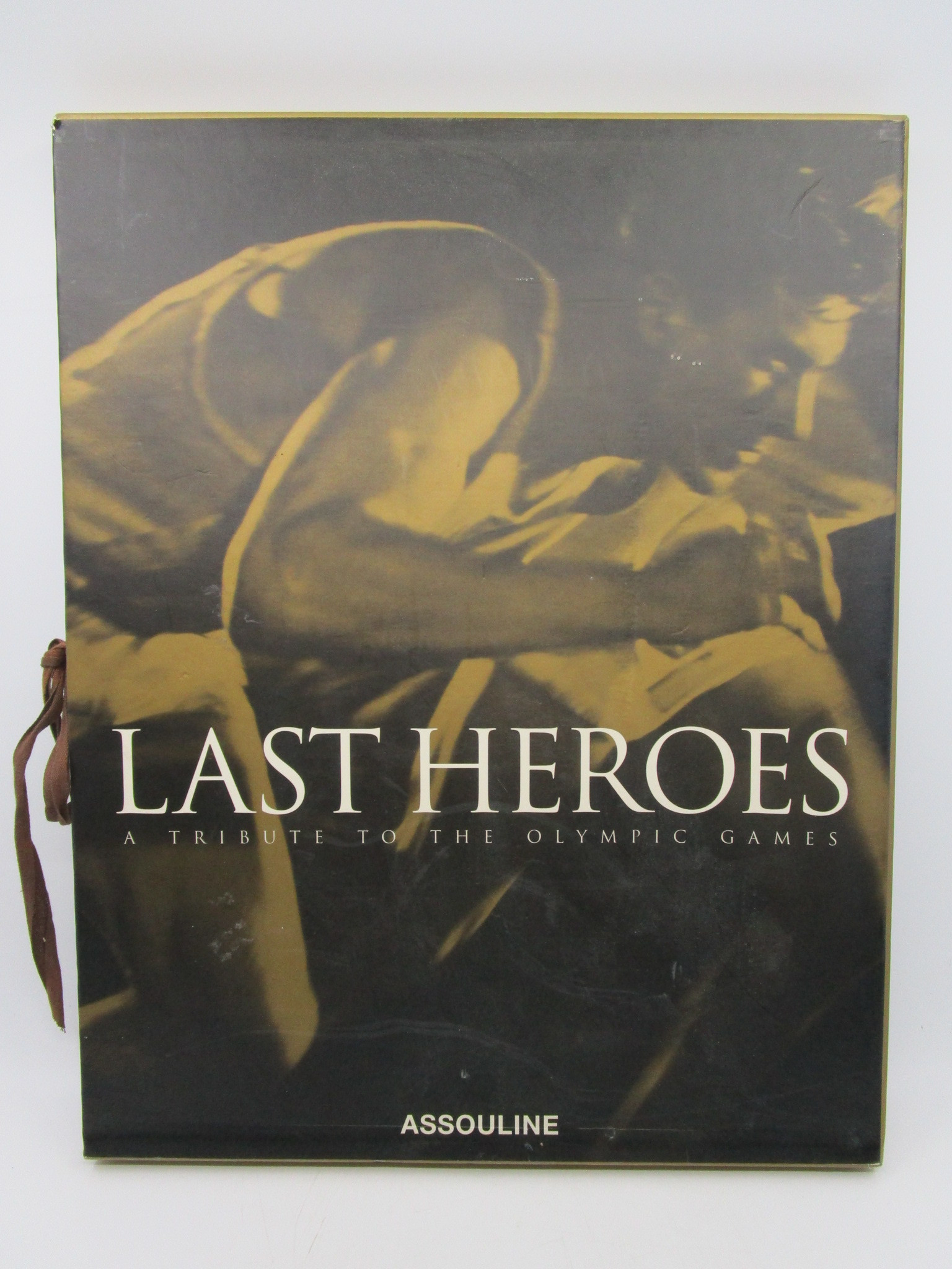 Image for Last Heroes: A Tribute to the Olympic Games