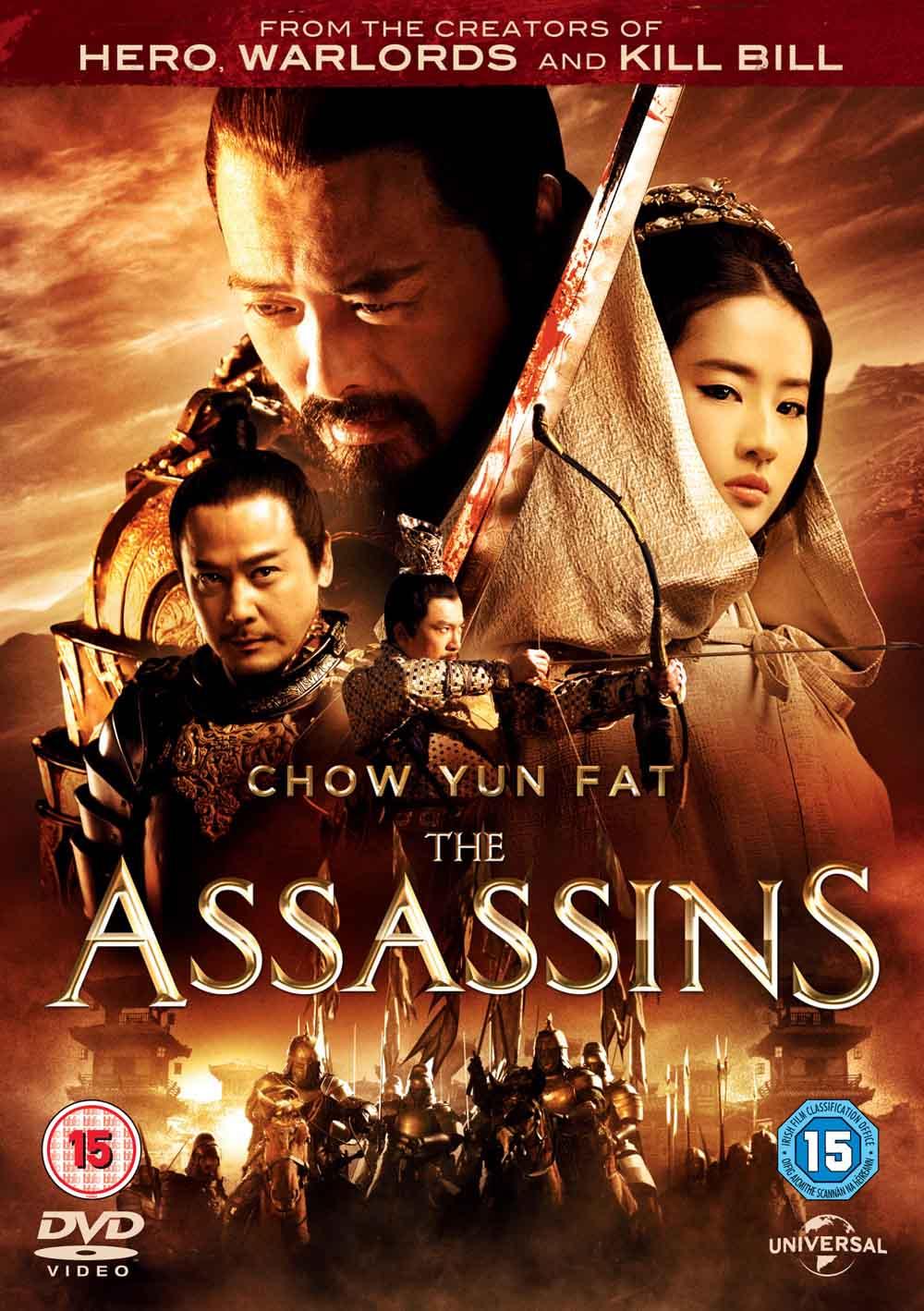 The Assassins (2012) Dual Audio Hindi 480p BluRay 400MB Watch Online